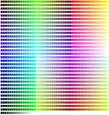 Colores que puede ver una mujer