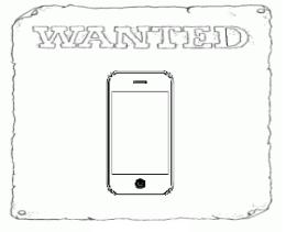 Se busca móvil