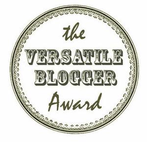 Premio The Versatile Blogger Award