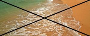 Se acabó la playa